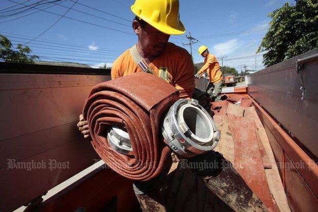 Thái Lan bắt đầu sứ mệnh mới, khôi phục hang Tham Luang - ảnh 1