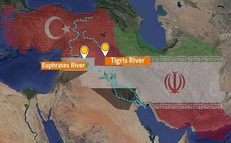 Syria, Iraq, Thổ Nhĩ Kỳ có thể lâm trận vì... nước - ảnh 3