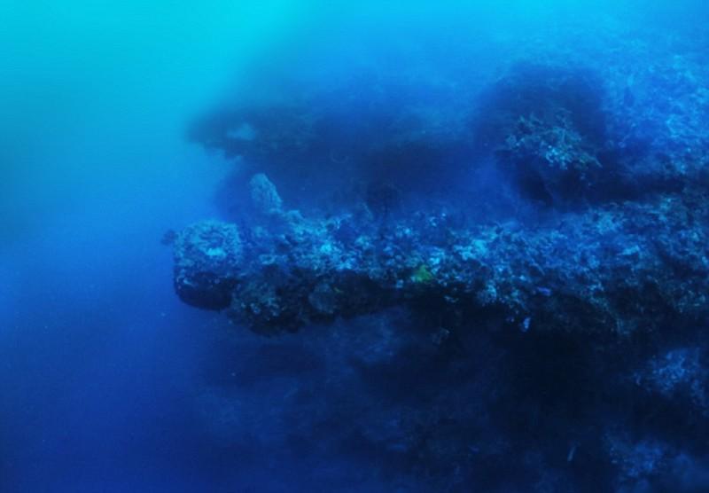Phát hiện tàu người ngoài hành tinh dưới tam giác quỷ Bermuda? - ảnh 4