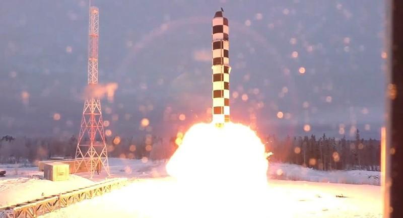 Nga sẽ phát triển vũ khí 'độc nhất vô nhị' nếu Mỹ rút khỏi INF - ảnh 1