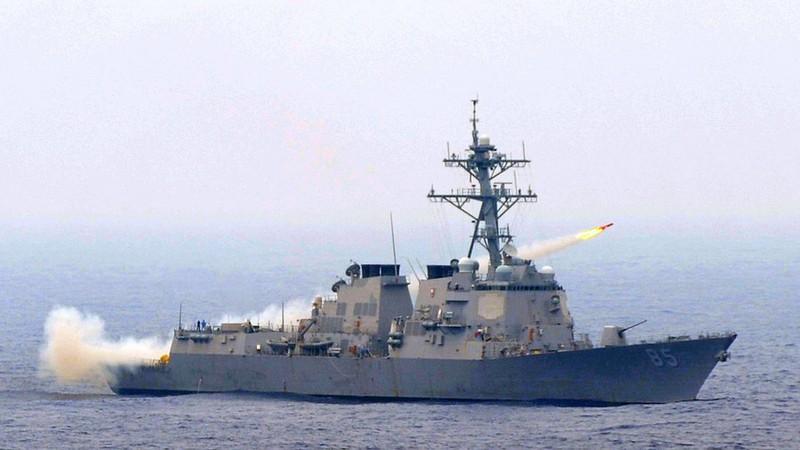 Khu trục hạm Mỹ áp sát căn cứ Nga ở Viễn Đông - ảnh 1