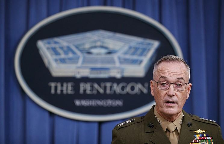 Mỹ chưa tính đáp trả quân sự vụ Nga bắt tàu chiến Ukraine - ảnh 1