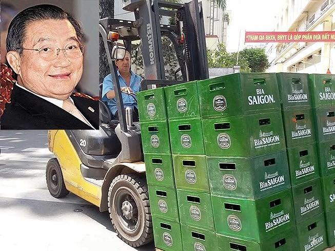 Gần 5 tỉ USD bán 'người đẹp' Bia Sài Gòn dùng làm gì? - ảnh 2