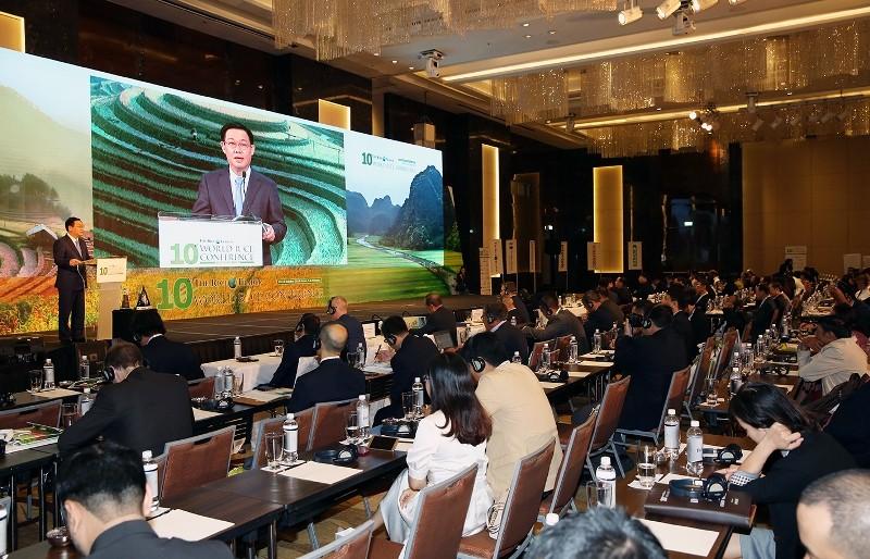 Chính phủ sẽ tạo môi trường thông thoáng cho hạt gạo - ảnh 1