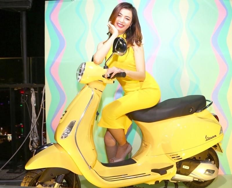 Vespa LX iGet 125cc mới: 67,9 triệu đồng - ảnh 4
