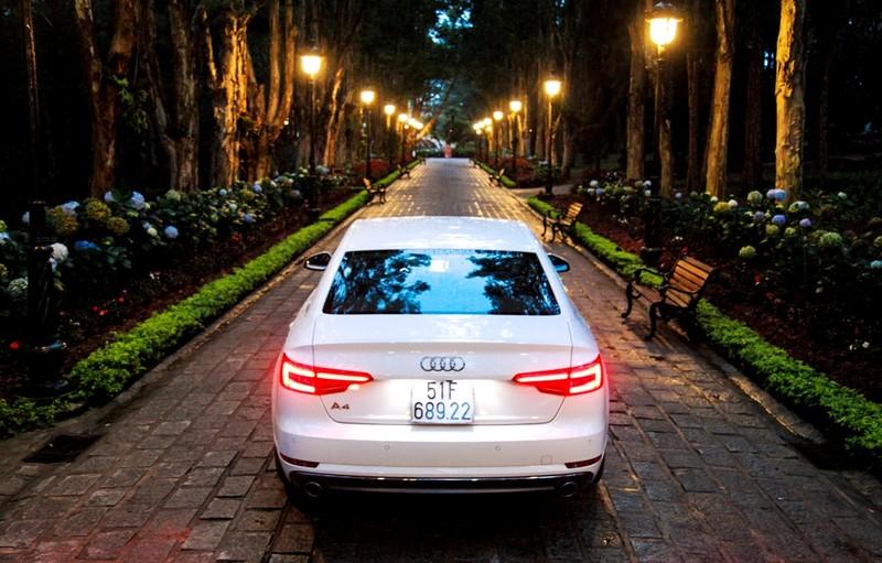 Audi A4 - Thăng hoa vượt trội - ảnh 5