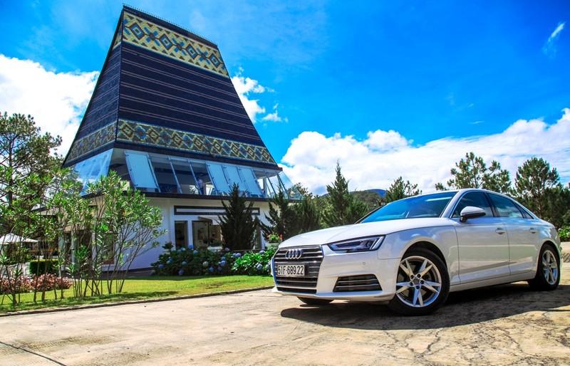 Audi A4 - Thăng hoa vượt trội - ảnh 6
