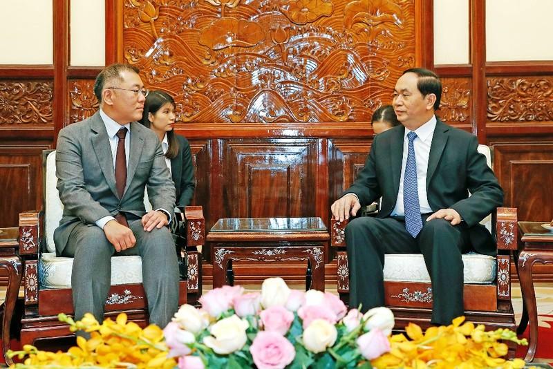 Tập đoàn Thành Công và Hyundai Motor mở rộng sản xuất - ảnh 1
