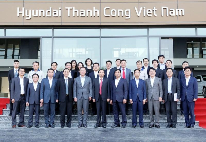 Tập đoàn Thành Công và Hyundai Motor mở rộng sản xuất - ảnh 2