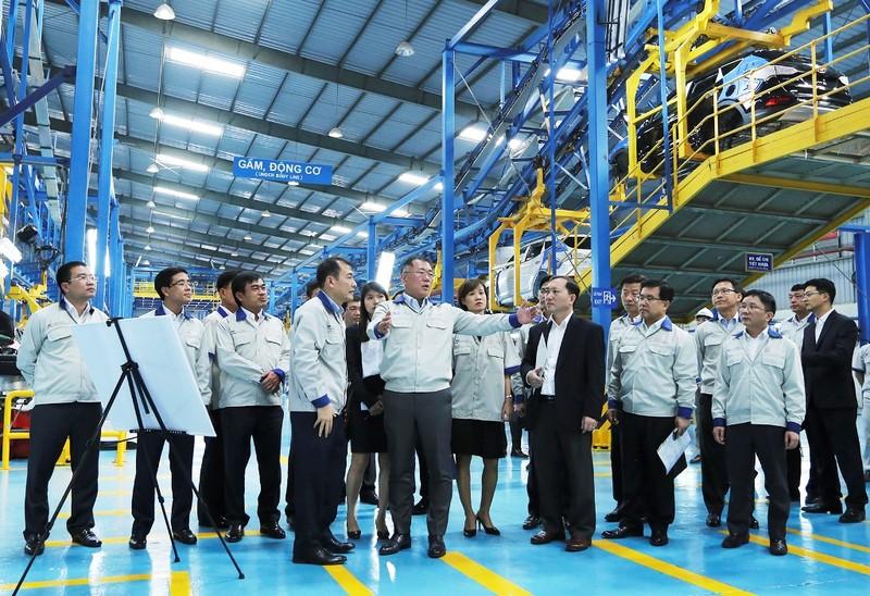Tập đoàn Thành Công và Hyundai Motor mở rộng sản xuất - ảnh 3