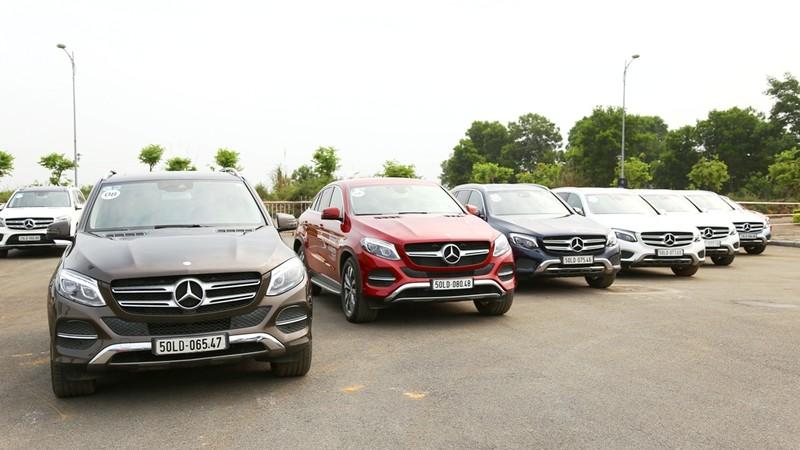 Mercedes-Benz, bất ngờ với thể thao tốc độ - ảnh 1