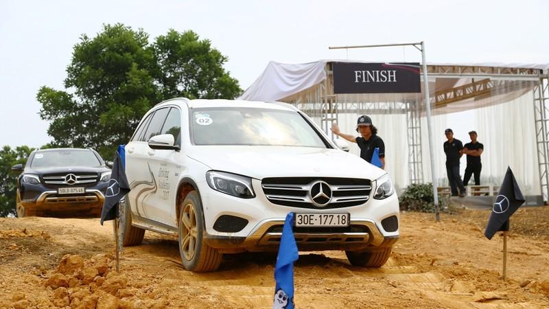 Mercedes-Benz, bất ngờ với thể thao tốc độ - ảnh 6