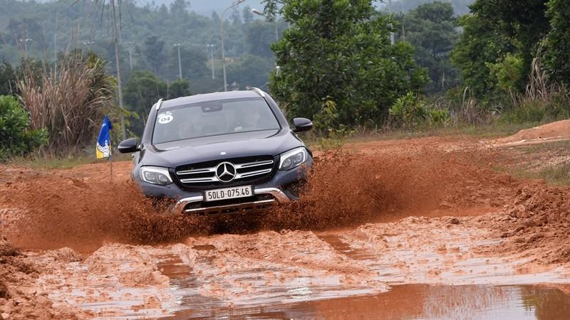 Mercedes-Benz, bất ngờ với thể thao tốc độ - ảnh 7