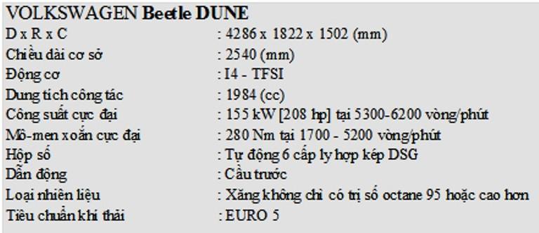 """""""Con bọ"""" Volkswagen Beetle Dune đã về cảng Hiệp Phước - ảnh 12"""