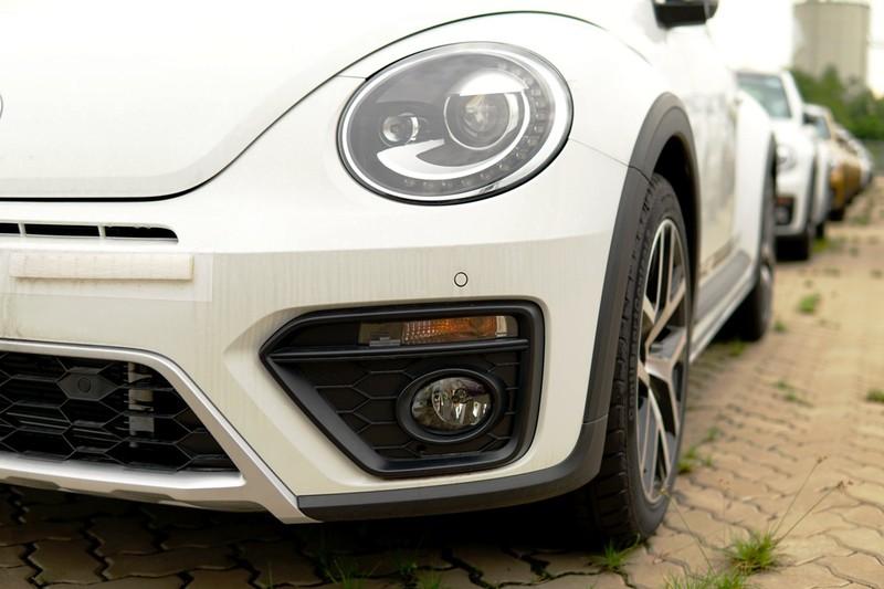 """""""Con bọ"""" Volkswagen Beetle Dune đã về cảng Hiệp Phước - ảnh 3"""