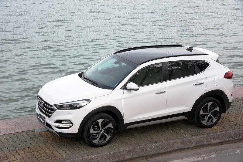 Hyundai Tucson 2017 thế hệ mới, giá chỉ 815 triệu - ảnh 1