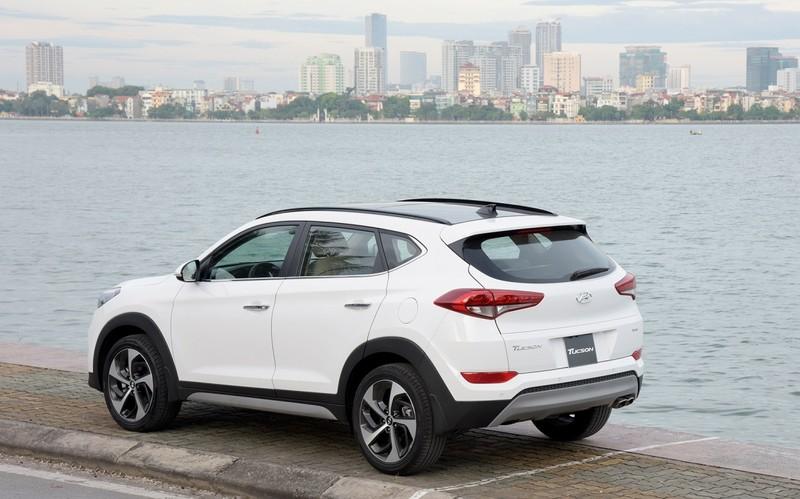 Hyundai Tucson 2017 thế hệ mới, giá chỉ 815 triệu - ảnh 3