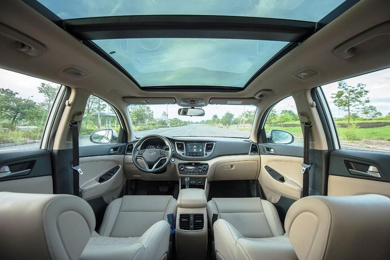 Hyundai Tucson 2017 thế hệ mới, giá chỉ 815 triệu - ảnh 5