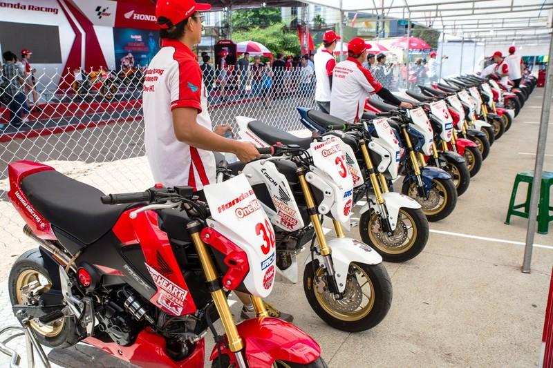 Tưng bừng giải đua xe mô tô Honda ở Tuy Hòa - ảnh 2