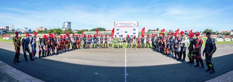 Tưng bừng giải đua xe mô tô Honda ở Tuy Hòa - ảnh 4