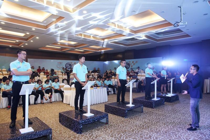 GM Việt Nam: Cuộc thi kỹ năng bán hàng và tay nghề 2017 - ảnh 2