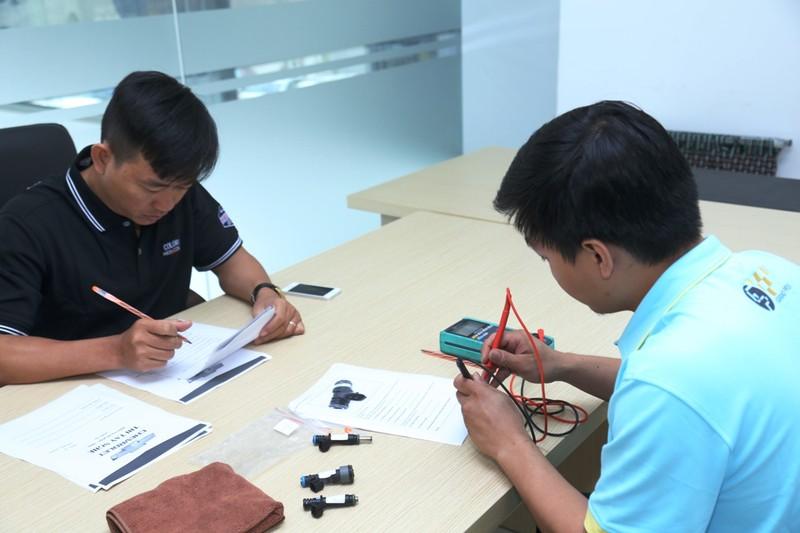GM Việt Nam: Cuộc thi kỹ năng bán hàng và tay nghề 2017 - ảnh 3