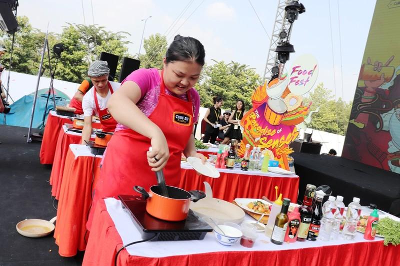 Chin-su đồng hành cùng Food Fest 2017 - ảnh 2