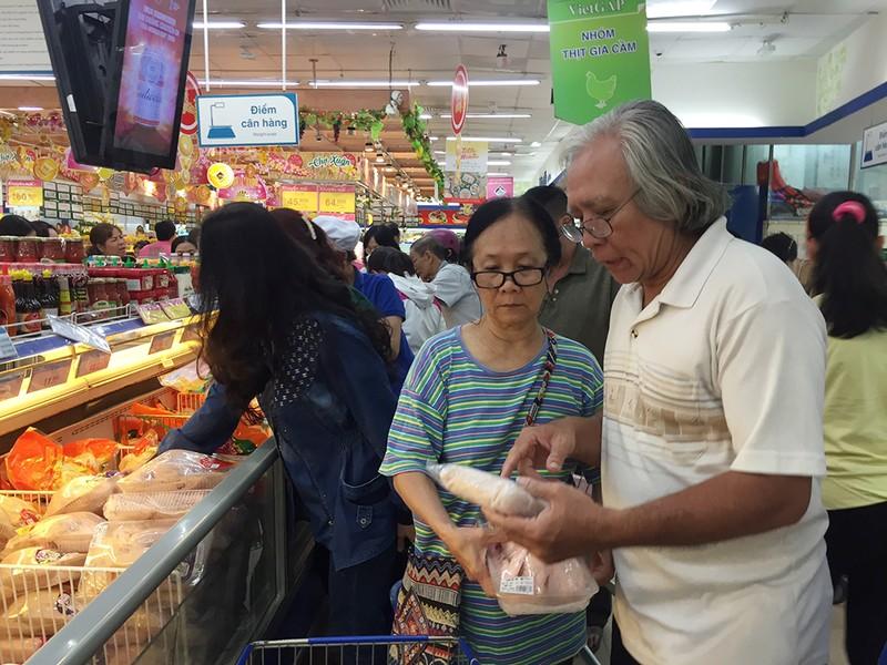 Co.opmart: Hộp thịt kho trứng giảm đến 40%... - ảnh 1