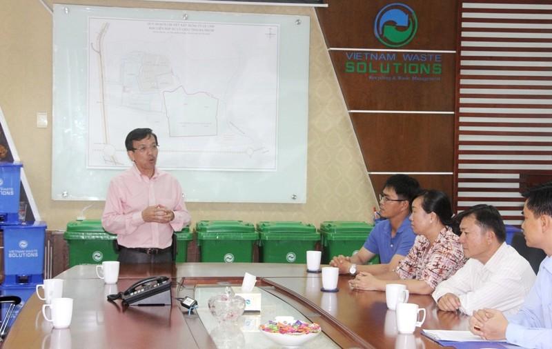 VWS tặng 381 thùng rác cho xã Đa Phước - ảnh 3