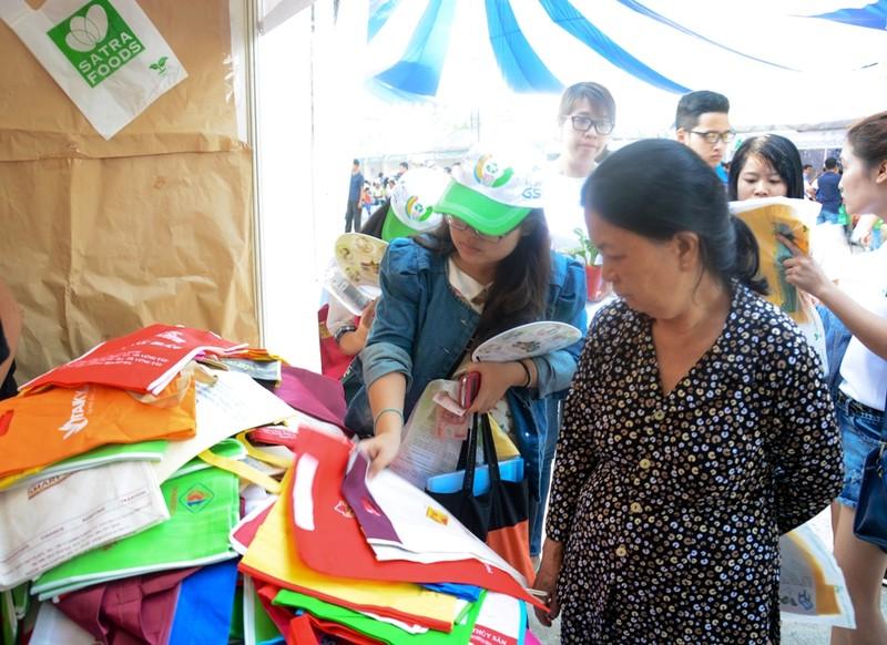 TP.HCM tổ chức 'Ngày hội sống xanh' lần thứ 11 năm 2018 - ảnh 1