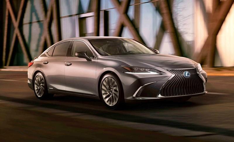 Ra mắt Lexus ES thế hệ mới – Kiến trúc toàn cầu - ảnh 2