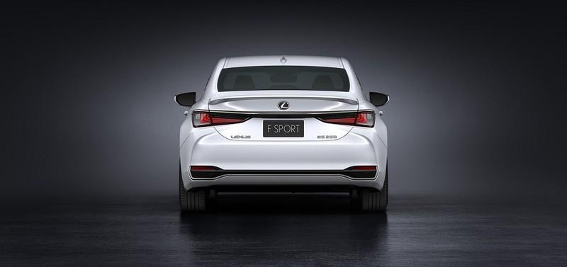 Ra mắt Lexus ES thế hệ mới – Kiến trúc toàn cầu - ảnh 3
