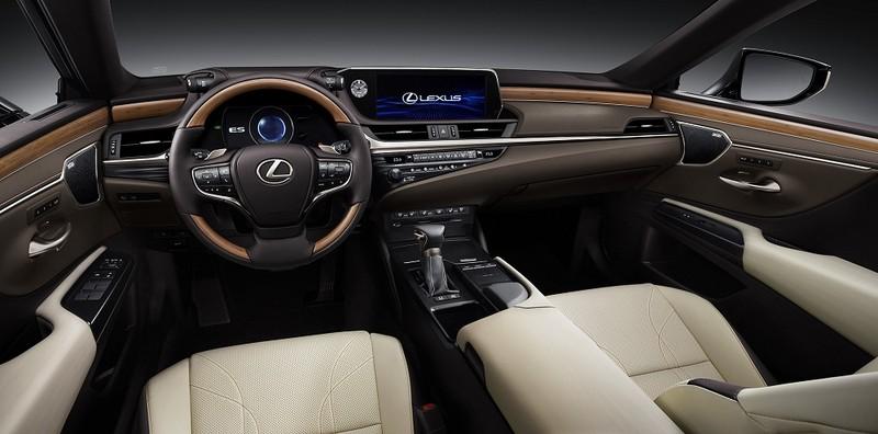 Ra mắt Lexus ES thế hệ mới – Kiến trúc toàn cầu - ảnh 6