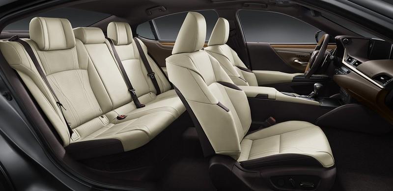 Ra mắt Lexus ES thế hệ mới – Kiến trúc toàn cầu - ảnh 7