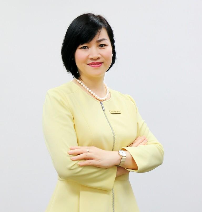 ABBank bổ nhiệm bà Mai Hoa làm TGĐ - ảnh 1