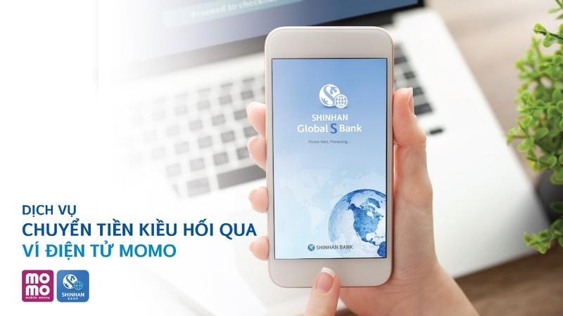 Ngân hàng Shinhan hợp tác kiều hối với ví MoMo - ảnh 1