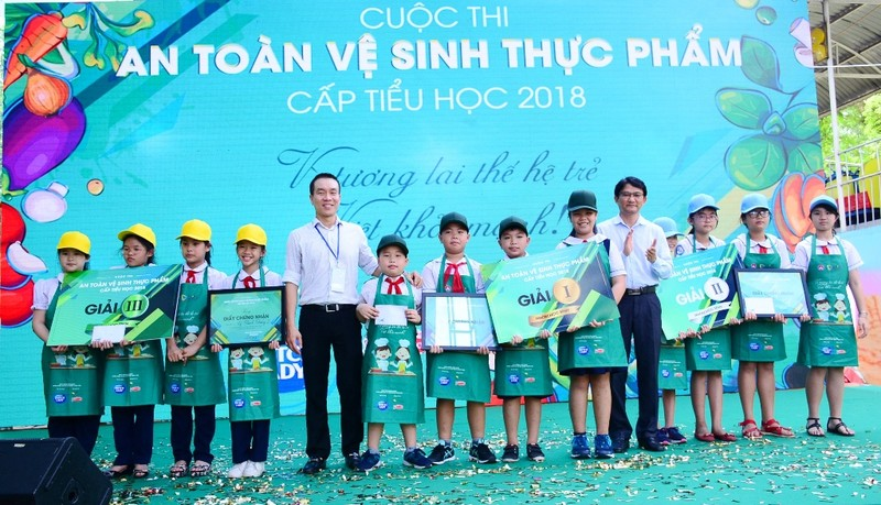 FCV đồng hành với Hội thi Vệ sinh An toàn thực phẩm TP.HCM - ảnh 1