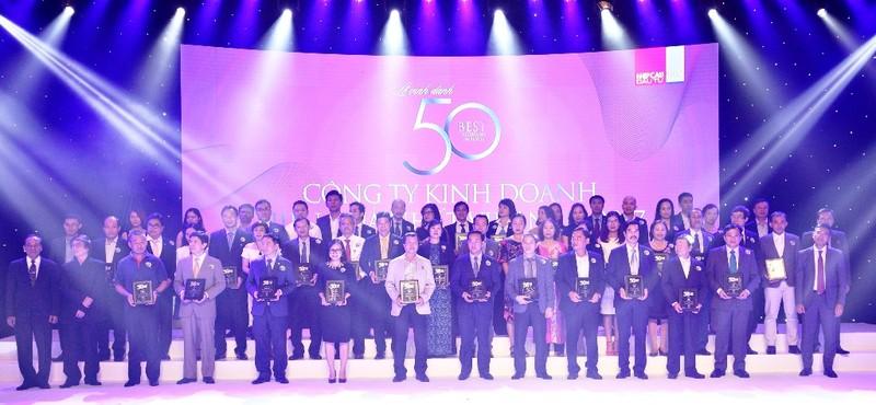 """Vinamilk lọt vào """"Top 300 doanh nghiệp hàng đầu châu Á"""" - ảnh 1"""