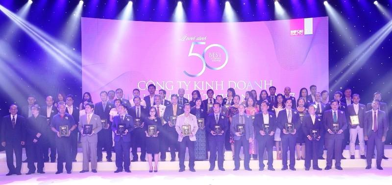 """VPBank: """"Top 50 công ty niêm yết tốt nhất Việt Nam"""" - ảnh 1"""