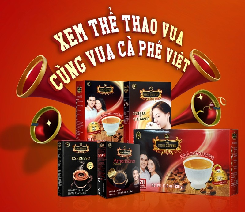 """Xem thể thao vua cùng """"Vua cà phê"""" Việt - ảnh 1"""