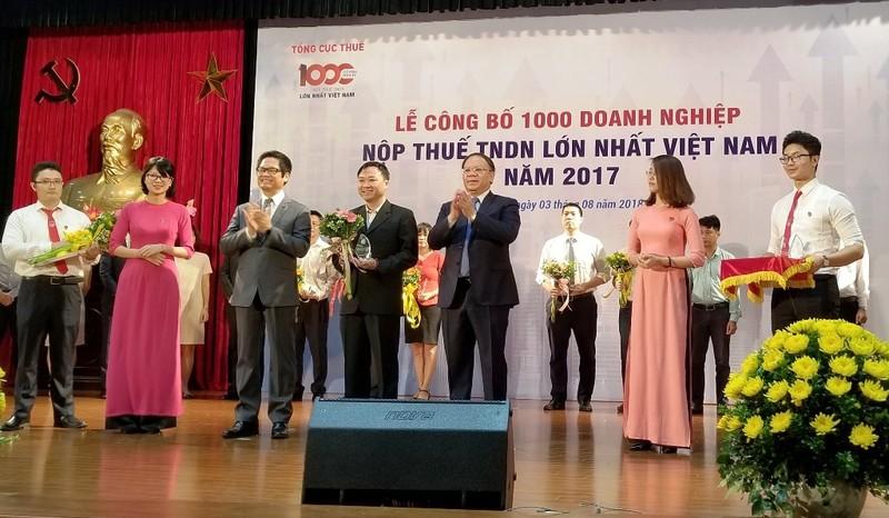 FrieslandCampina Việt Nam: TOP 100 DN đóng góp ngân sách - ảnh 1