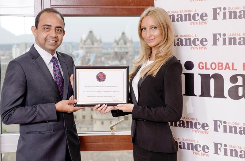 Prudential Finance đạt giải thưởng công ty tài chính tốt nhất - ảnh 1