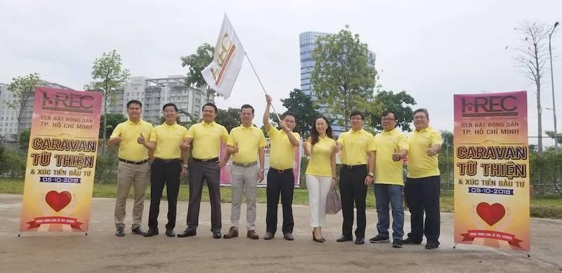 Tổ chức chương trình Caravan từ thiện và xúc tiến đầu tư - ảnh 1