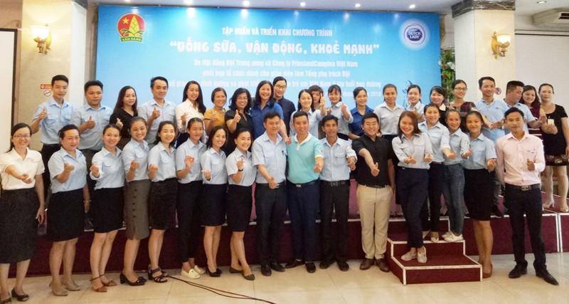 Tập huấn kỹ năng cho 40 tổng phụ trách đội miền Trung - ảnh 1