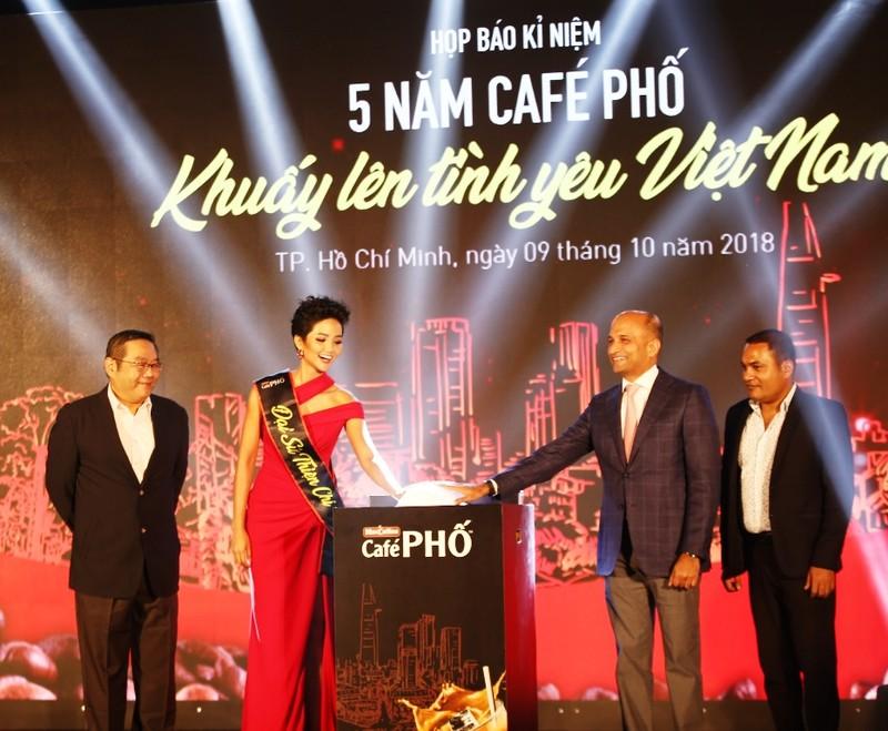 """Săn vé ca nhạc """"Café PHỐ, khuấy lên tình yêu Việt Nam"""" - ảnh 1"""