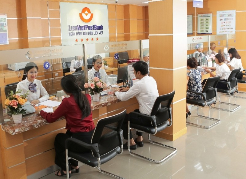 LienVietPostBank được nâng cấp 147 phòng Giao dịch ngân hàng - ảnh 1