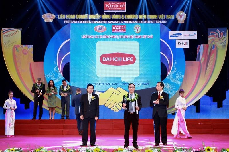 Dai-ichi Life Việt Nam vinh dự nhận Giải thưởng Rồng Vàng - ảnh 1