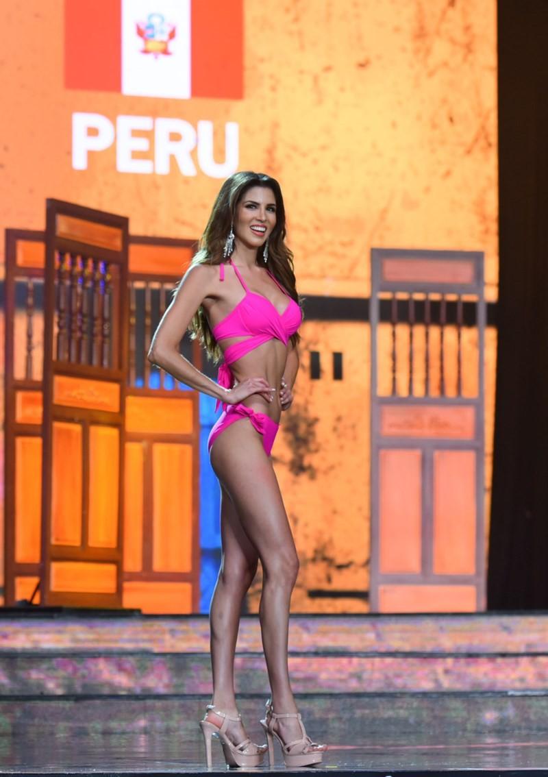 Huyền My dừng chân ở top 10 Hoa hậu Hoà bình Thế giới - ảnh 7