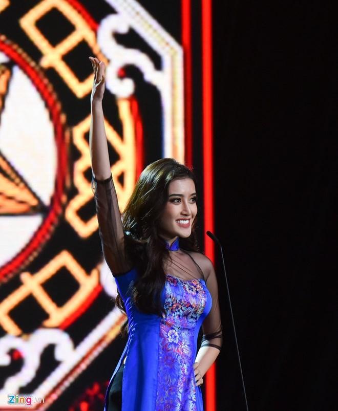 Huyền My dừng chân ở top 10 Hoa hậu Hoà bình Thế giới - ảnh 4