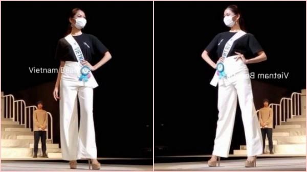 Ngắm Thùy Dung mặc bikini chung kết Hoa hậu Quốc tế  - ảnh 10